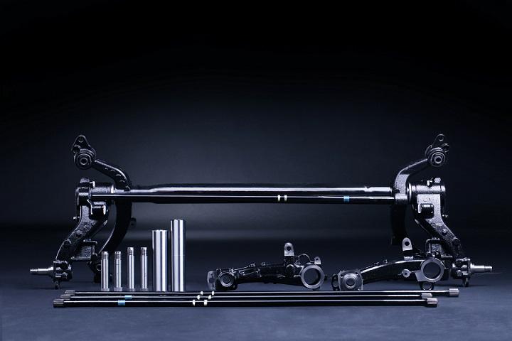marxxon peugeot citroen rear axle train arri re. Black Bedroom Furniture Sets. Home Design Ideas