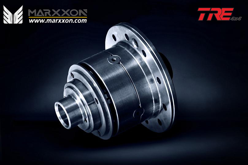 tre e-locker | marxxon | peugeot citroen rear axle train  arrière,driveshaft,differential